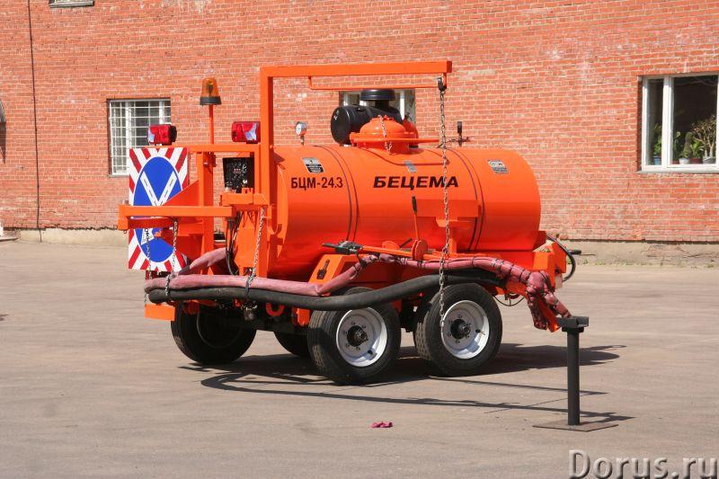 Комплект оборудования для ямочного ремонта БЦМ-24.3 - Сельхоз и спецтехника - Комплект оборудования..., фото 1