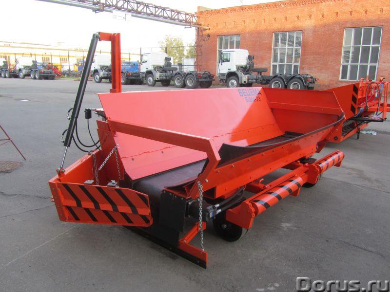 Комплект оборудования для ямочного ремонта БЦМ-24.3 - Сельхоз и спецтехника - Комплект оборудования..., фото 2