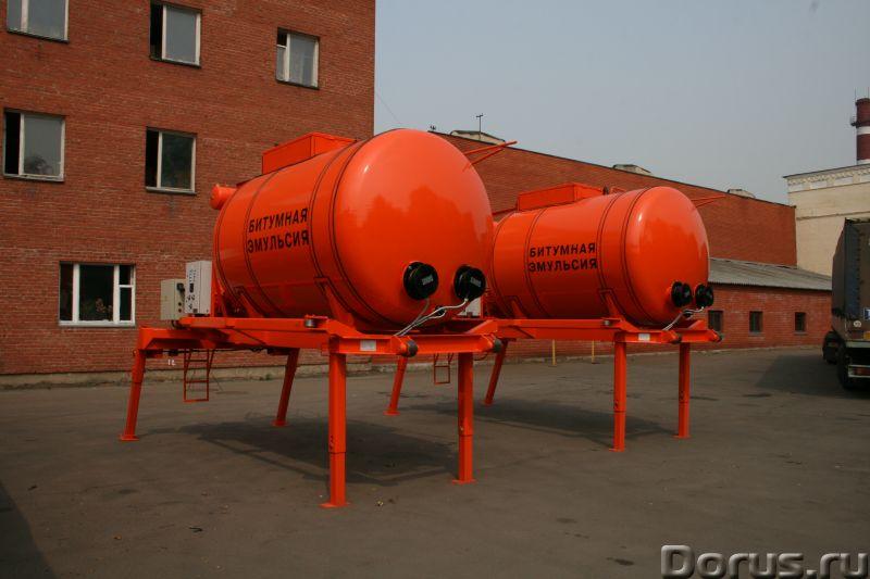 Комплект оборудования для ямочного ремонта БЦМ-24.3 - Сельхоз и спецтехника - Комплект оборудования..., фото 3