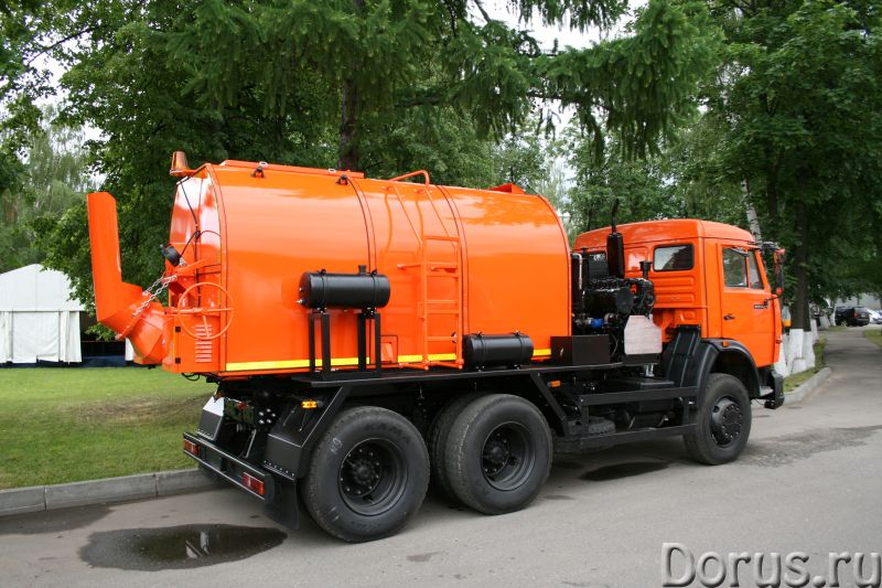 Комплект оборудования для ямочного ремонта БЦМ-24.3 - Сельхоз и спецтехника - Комплект оборудования..., фото 4